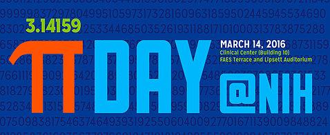 Pi Day Celebration logo