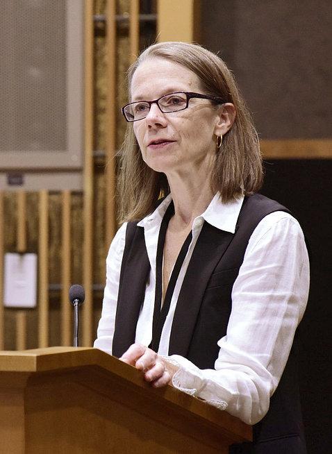 NIA's Dr. Lisbeth Nielsen