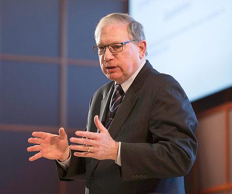 NIH principal deputy director Dr. Lawrence Tabak