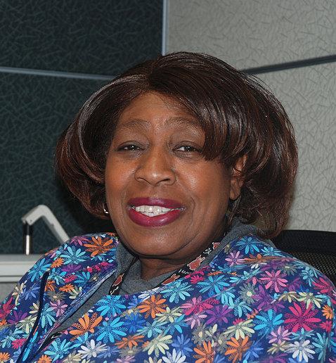 Gladys Sanders
