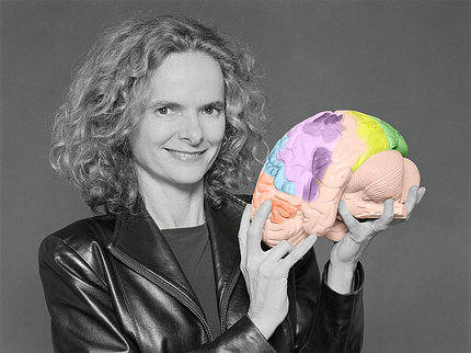 Volkow and model brain