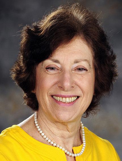 A smiling Dr. Birnbaum