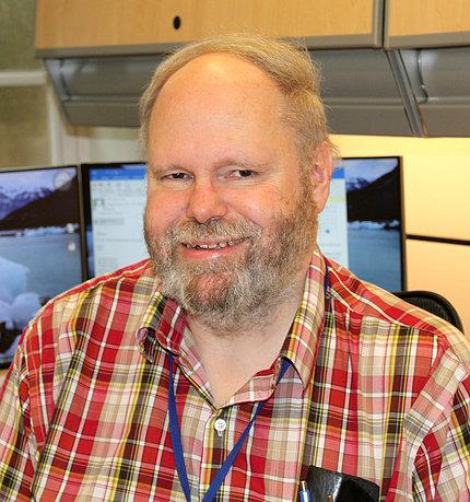 Dr. Eric Wawrousek
