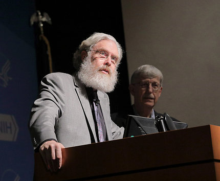 Drs. Church and Collins