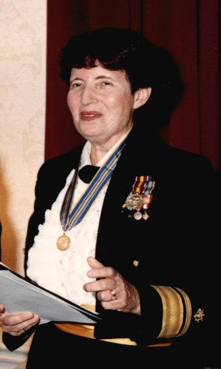 Dr. Faye Glenn Abdellah