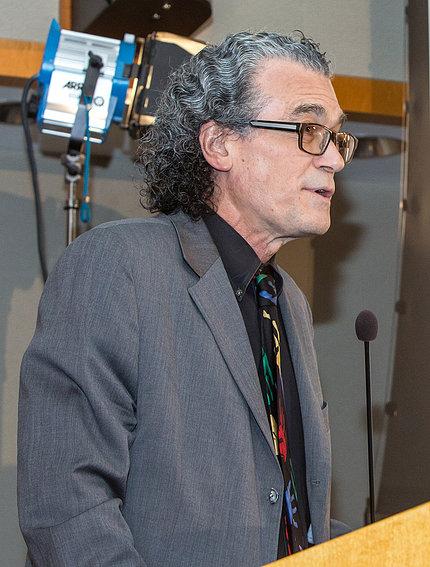 Dr. Eliseo Pérez-Stable speaks