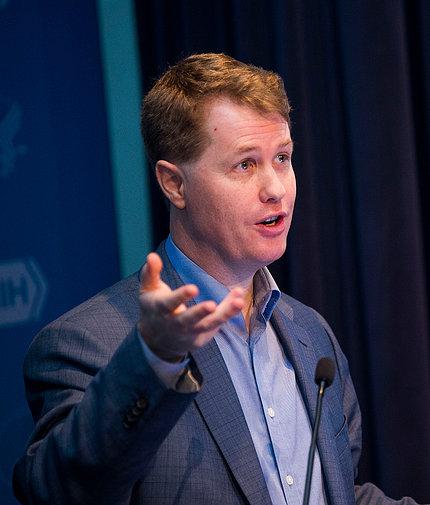 Panelist Dr. Nathan Price