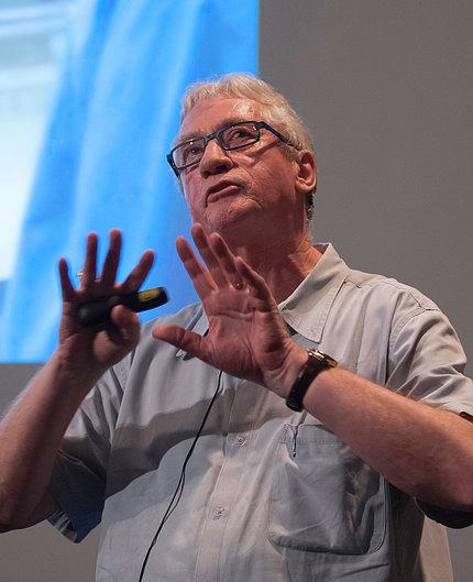 Dr. Frans de Waal.