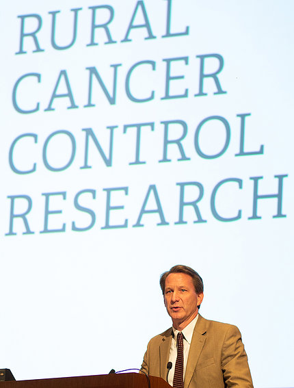 NCI director Dr. Ned Sharpless.