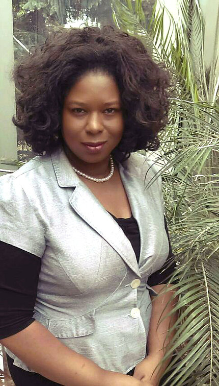 NIH Extramural Staff Training Officer Rosalina Bray.