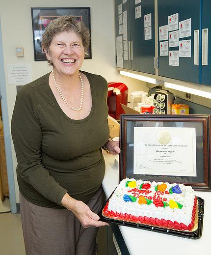 Dr. Margaret Snyder