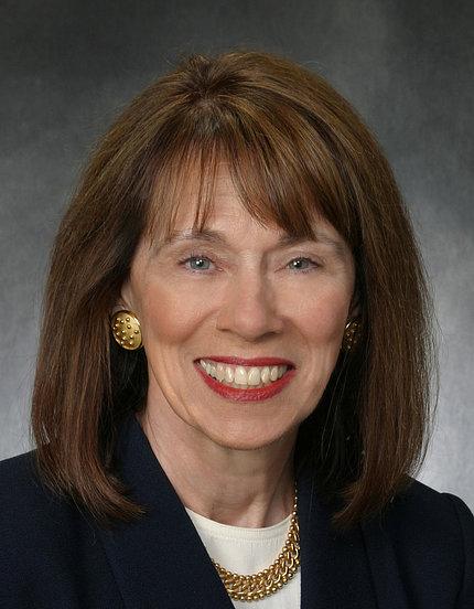 NINR director Dr. Patricia Grady