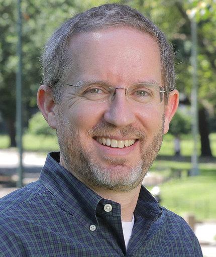 Closeup of Dr. Sean Brady