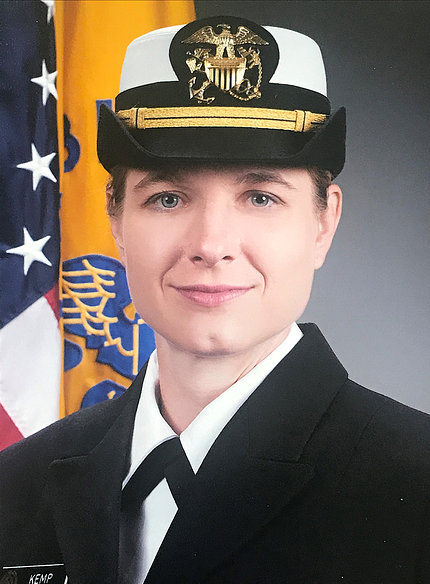 Lcdr. Maggie Kemp