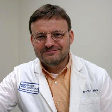 Dr. Brooks headshot