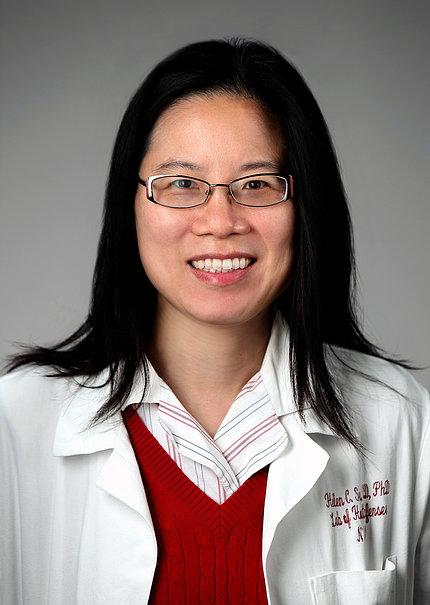 NIAID's Dr. Helen Su