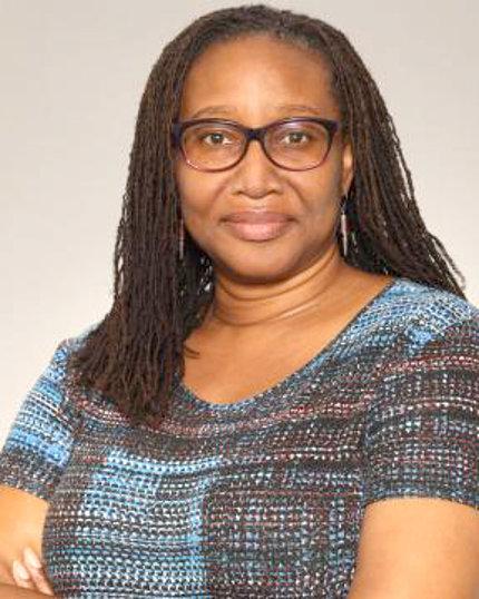 head and shoulders of Dr. Omolola Ogunyemi