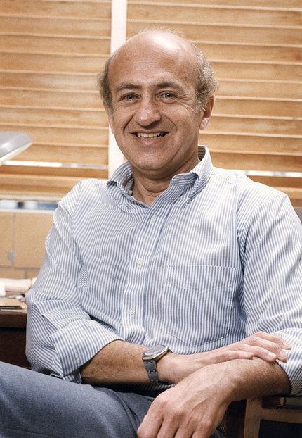 Dr. Salzman portrait