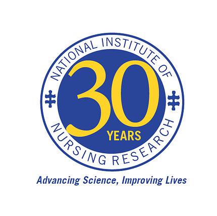 NINR 30th anniversary logo