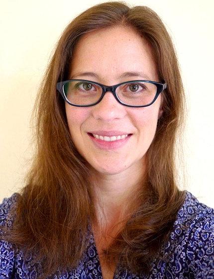 NIDCD's Dr. Katie Kindt