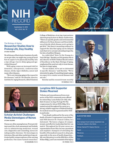 Screenshot of September 2015 issue cover