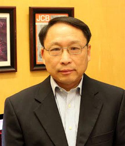 NINDS's Dr. Zu-Hang Sheng