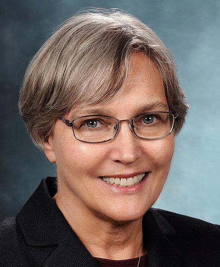 head shot of Dr. Andrea Barsevick