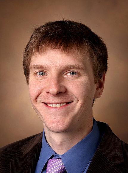 Headshot of Dr. Colin G. Walsh