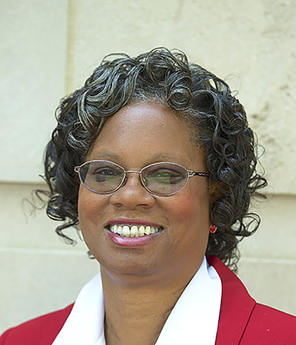 Head shot of Dr. Lucile Adams-Campbell