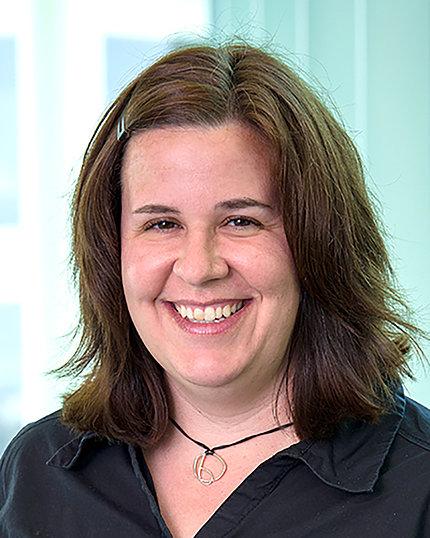 Head shot of Dr. Julie Pfeiffer