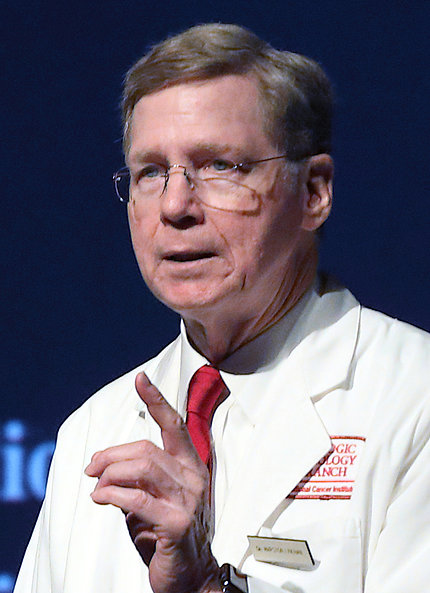 Dr. W. Marston Linehan