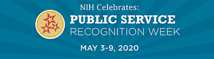 Public Service Recognition Week May 3-9, 2020 banner