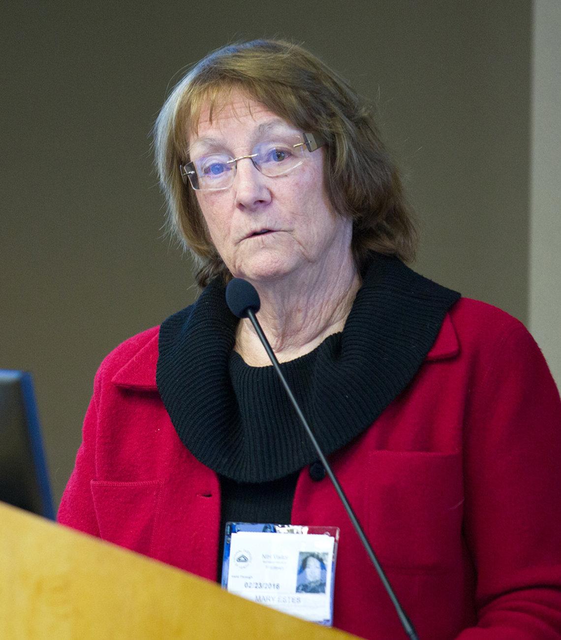 Dr. Mary K. Estes
