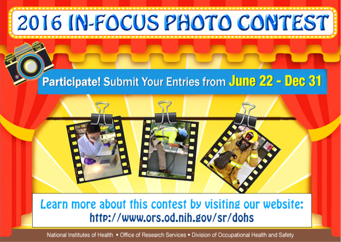 Banner graphic announcing photo contest