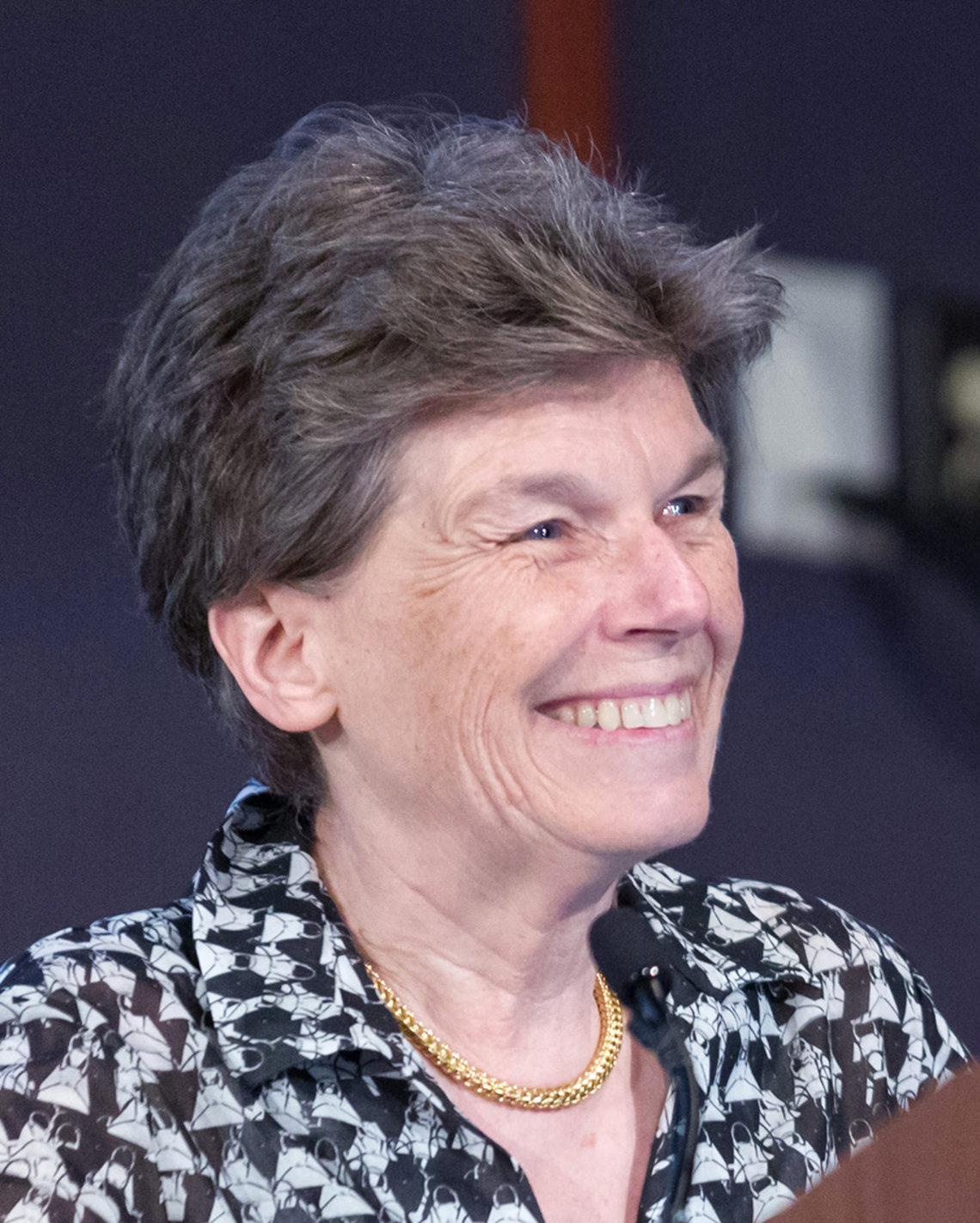 NLM retiree Betsy Humphreys