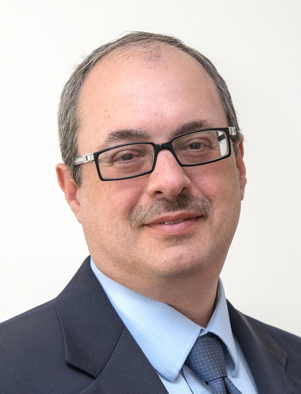 Alex Rosenthal of NIAID