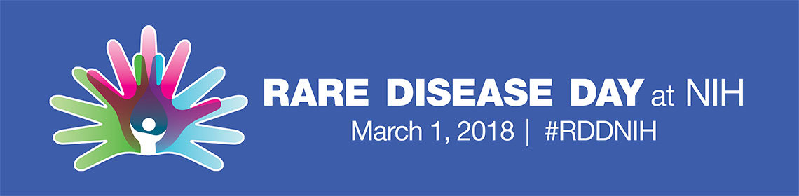 poster promotes Rare Disease Day awareness event