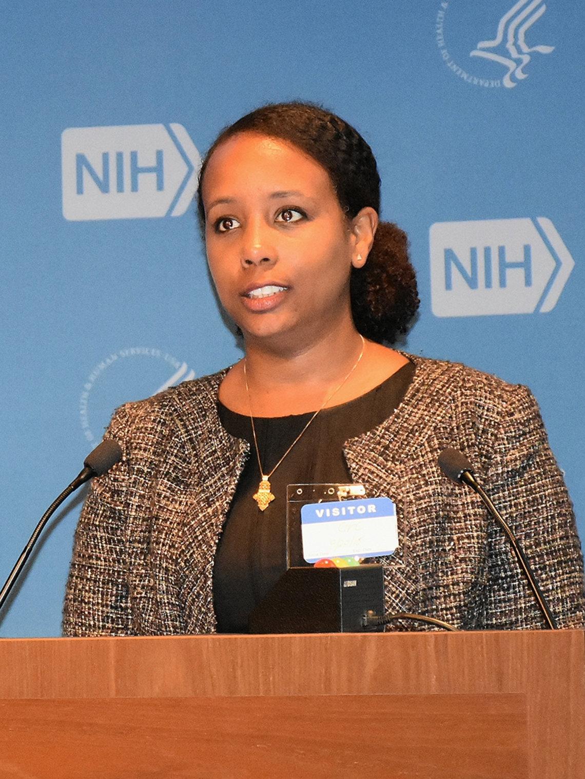 Dr. Mahlet Mesfin