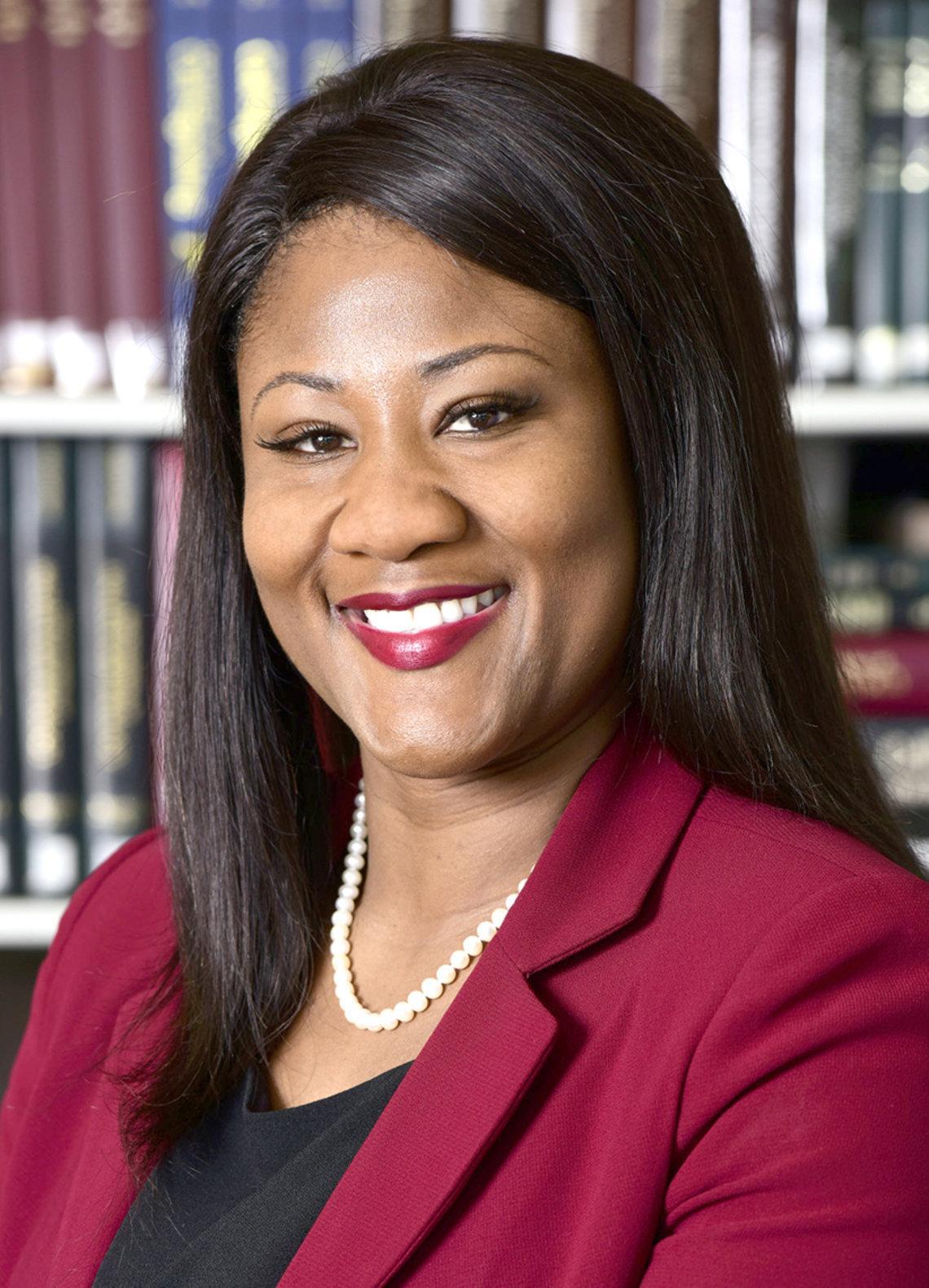Dr. Chandra L. Jackson