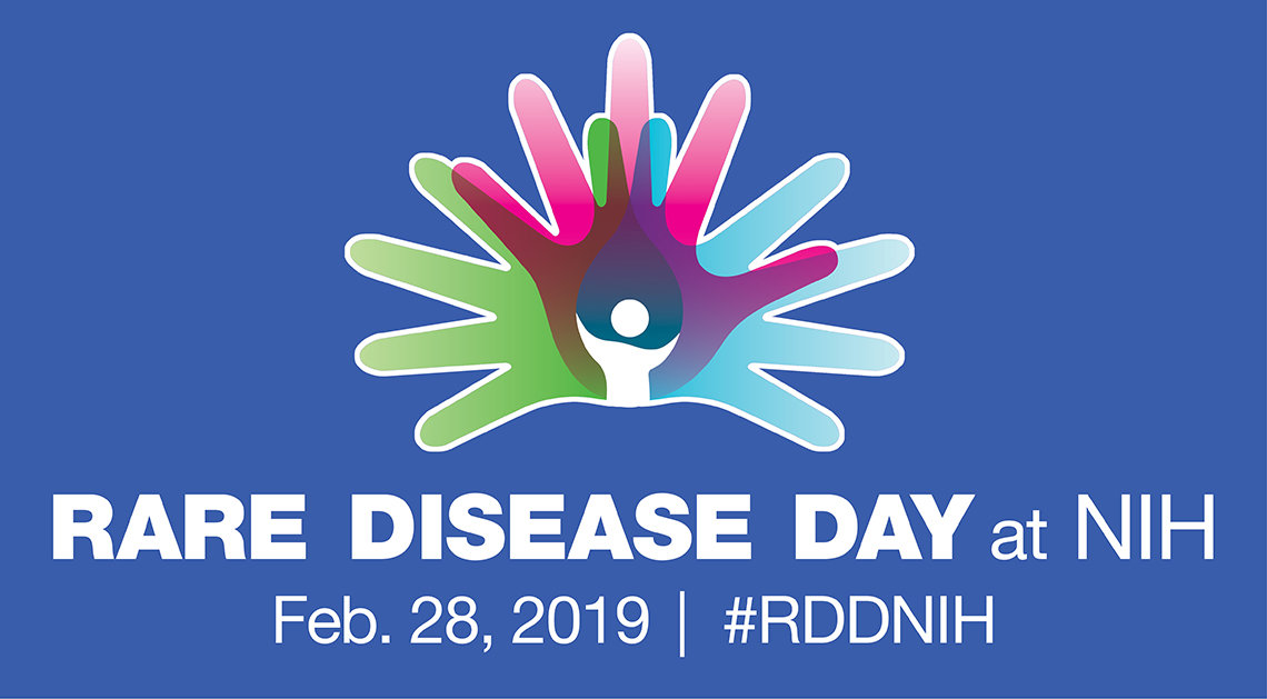 Rare Disease Day at NIH logo