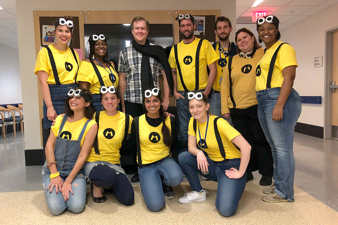 McGavern and his minions