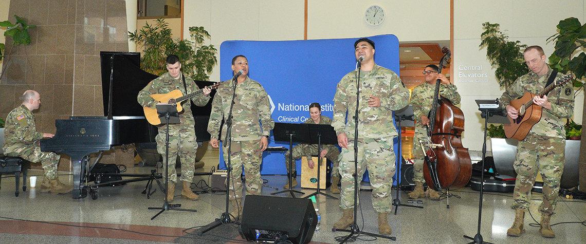 "The U.S. Army Band ""Downrange"""