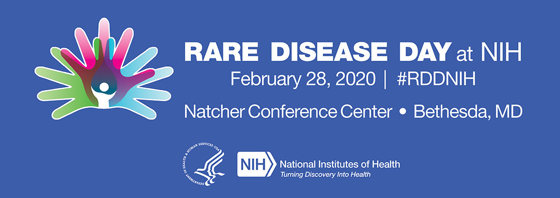 Rare Disease Day at NIH announcement