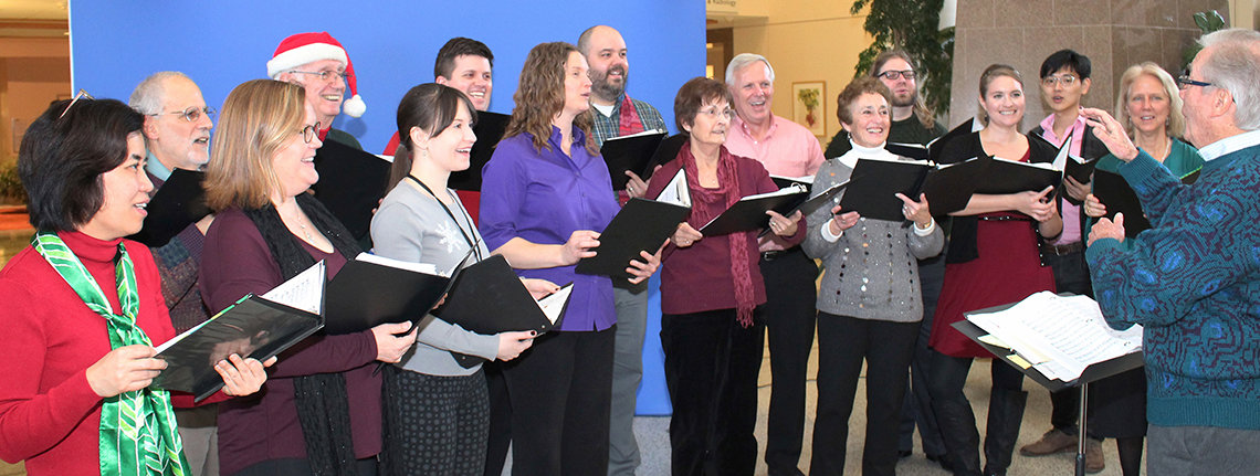 The NIH Chamber Singers