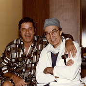 Dr. DeBakey and Jerry Lewis