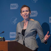 Dr. Erin Krebs urges new thinking on pain management.