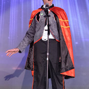 NCATS director Dr. Christopher Austin sang opera and won first place. PHOTO: MARLEEN VAN DEN NESTE
