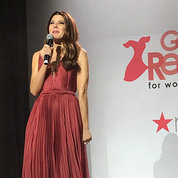 Actress Marisa Tomei hosts 2018 event.