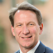 Dr. Ned Sharpless smiles