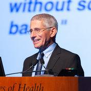Dr. Anthony Fauci. PHOTO: MARLEEN VAN DEN NESTE